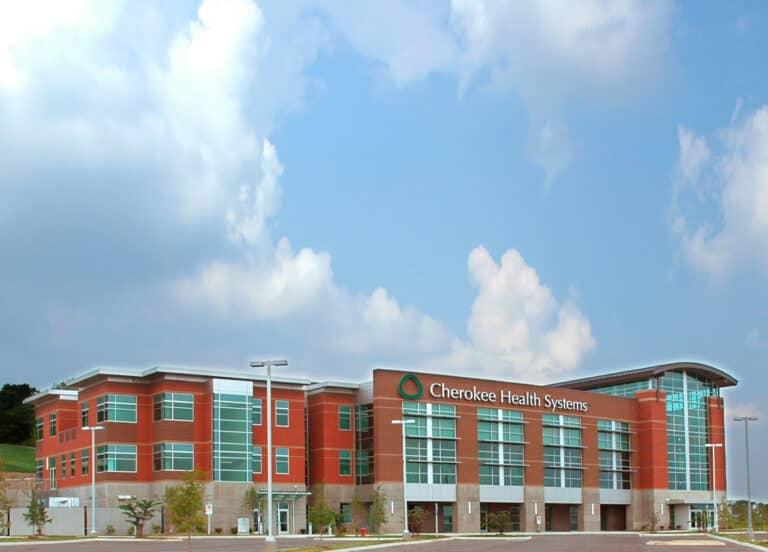 Cherokee Health Systems 768x552