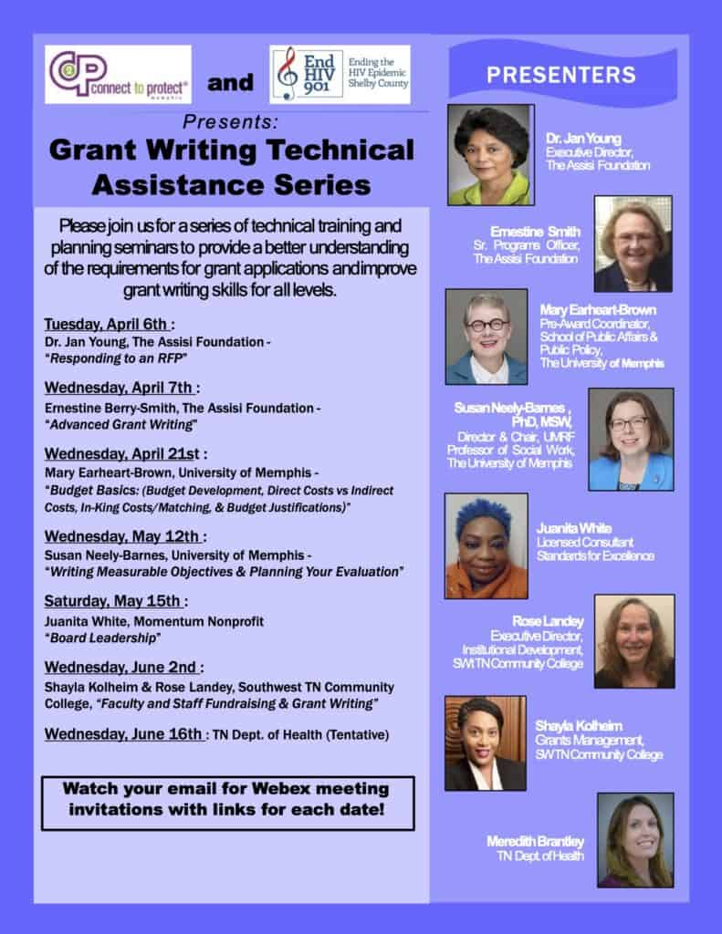 Grant Writing Technical Assistance Series Launches This Spring 1
